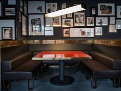 12 of Milan's best bars restaurants and galleries nominated by designers #restaurantdesign