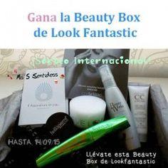 Gana la Beauty Box de Look Fantastic ^_^ http://www.pintalabios.info/es/sorteos-de-moda/view/es/4934 #Internacional #Sorteo #Maquillaje