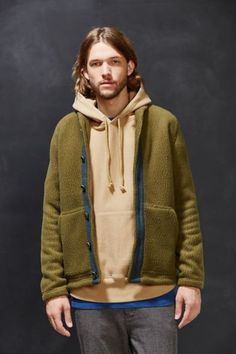 Without Walls Polartec Fleece Jacket - Urban Outfitters