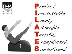 May you remember that YOU ARE all of these things.   And then some ...    Pilates :)
