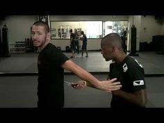 Krav Maga Defense for Knife Attack from Behind