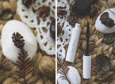 Ere Perez natural makeup - Natural almond oil mascara review | TLV Birdie Blog