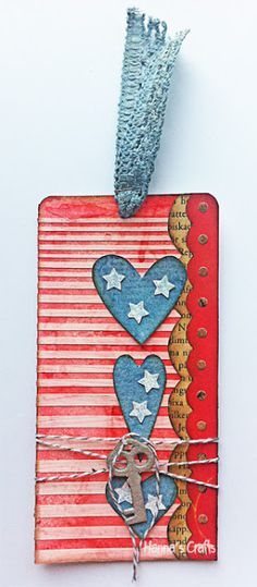 Hanna's crafts: Patriotic