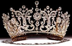 The Royal Order of Sartorial Splendor: Readers' Top 15 Tiaras: #7. The Poltimore Tiara-once owned by Princess Margaret
