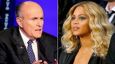 Rudy Giuliani Slams Beyonce's Super Bowl 50 Halftime Attack on Police