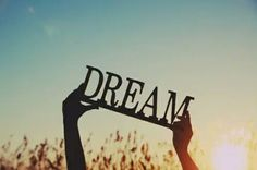Dream on dreamer