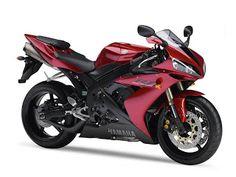 Yamaha Motorcycles 2012