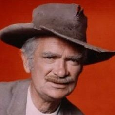 Buddy Ebsen - What would the Beverly Hillbillies be without him.