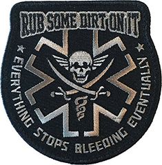 Do Know No Harm Spartan Medic Emt Us Army Tactical Morale Badge Patch Delicious In Taste Entertainment Memorabilia