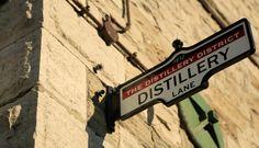 Distillery District Distillery, Toronto, The Neighbourhood, Broadway Shows, Spaces, The Neighborhood