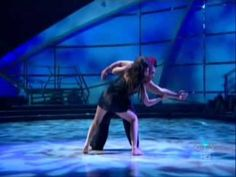 Cameron and Lacey - Contemporary routine by Mia Micheals (SYTYCD S03) - So pretty. That leap, OMG. For there first dance, that was amazing.
