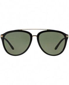 d440475fc6ca Versace Polarized Sunglasses, VE4299 - Black #Mensaccessories
