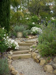 55 Gorgeous Rock Pathway Design Ideas To Enhance Your Beautiful Garden
