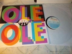 DISCO LP OLE OLEO 1990 (LP) Doble Portada - LOT24