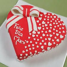 Resultado de imagen para tortas dia de la madre 2016 Foundant, Bake Sale, Fondant Cakes, Cake Decorating, Baby Shoes, Chocolate, Cake Ideas, Decoration, Cakes