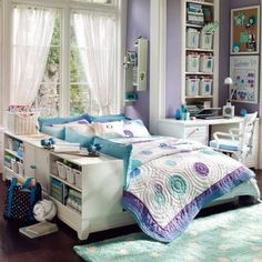 bedroom designs for teenage girls 5 Room Design for Teenage Girls, 30 Cool Designs
