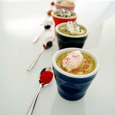 Purea di zucchine #italianfood #recipes #fooddesign