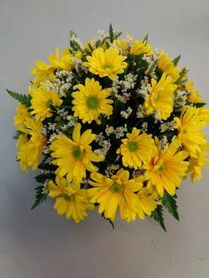 """Arreglo floral """"redondo"""""""