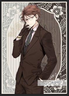 ... Questo stile mi ricorda Kuroshitsuji, non credete?