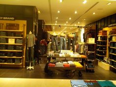 Lucky brand Galeries lafayette Jakarta
