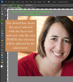 make selections with the lasso tool (tutorial)