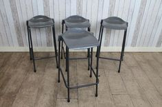 A great opportunity to purchase an extremely comfortable vintage style stool. Ideal for any clubs, pubs, kitchens etc. - See more at: http://www.peppermillantiques.com/vintage-lab-stools-stacking-school-stools/?utm_source=dlvr.it&utm_medium=facebook&utm_campaign=Feed%3A+peppermillantiques+%28Peppermill+Antiques%29&utm_content=FaceBook#sthash.PGIDAnw9.dpuf
