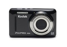 Kodak PIXPRO Friendly Zoom FZ53 16 MP Digital Camera with 5X Optical Zoom and 27 LCD Screen Black ** ON SALE Check it Out