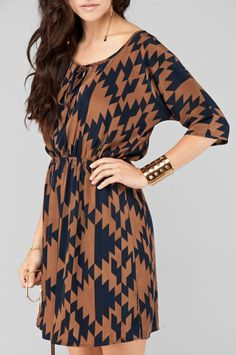 Everly Zulu dress.