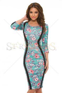 StarShinerS Spirited Mint Dress