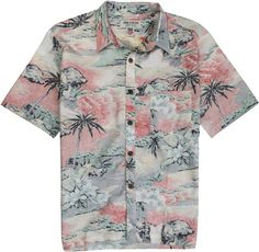 IRON AND RESIN PARADISE ROAD SS SHIRT  Mens  Featured  Aloha Friday | Swell.com