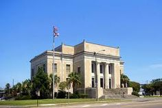 Franklin County Courthouse, Apalachicola, Florida my best friend and cousins work here