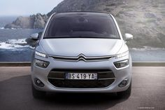 All-New Lighter and More Compact Citroen C4 Picasso Officially Revealed [105 Photos & Video]