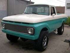 1963 Ford Pick Up | Ford : Other Pickups UNIBODY 1963 FORD F 100 UNIBODY PICKUP TRUCK ...