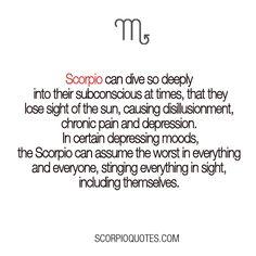 Dark Side Of Scorpio