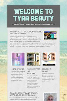 WELCOME TO TYRA BEAUTY