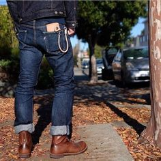 OKAYAMA DENIM http://www.99wtf.net/young-style/urban-style/college-student-clothes-ideas-fashion-2016/