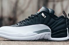 The Air Jordan 12 Low Playoff Releases In Less Than Two Weeks