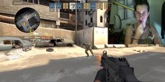 This gamer uses her lipstick as a controller in Counter-Strike - http://www.sogotechnews.com/2016/03/28/this-gamer-uses-her-lipstick-as-a-controller-in-counter-strike/?utm_source=Pinterest&utm_medium=autoshare&utm_campaign=SOGO+Tech+News