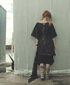 #rannka spring dark fashion urban clothing scarves jewelry unisex