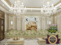 The process of working on each project are always filled with joy and inspiration. This interior living room, which is associated with the tradition of hospitality, professional work and cultural heritage. Classic style combined with oriental not. Room Design, Interior Design Companies, Luxury House Interior Design, Interior Design Living Room, Luxury Interior Design Kitchen, Beautiful Houses Interior, Living Room Designs, Luxurious Bedrooms, Floor Design