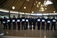 Reconocen trabajo de policías del municipio de Atlixco