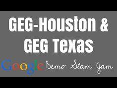 GEG Texas & GEG Houston Demo Slam Jam - YouTube
