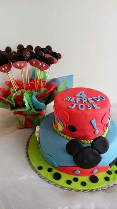 Cake y galletas
