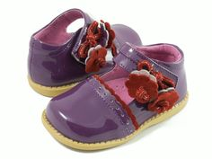 NIB LIVIE /& LUCA Shoes Petals Daisy Blue Patent Leather 4 5 6 8 9 10 11 13