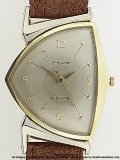 Hamilton Electric 505 Vintage 1950s Pacer Wrist Watch