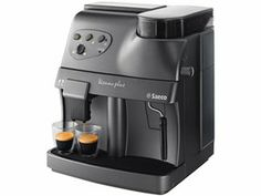#holidaycooking Graphite Vienna Plus Espresso Machine by Saeco at Cooking.com