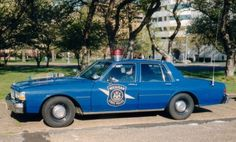 1988 Chevy 9C1 police package, 350 4bbl V8/700R4 auto/3.73 Posi & F41 suspension