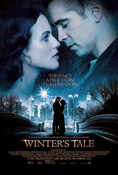 Winters Tale, I can't believe they're making a movie out of one of my all time favorite books! One of the few books I read in the early 90'S. Too busy being a new mommy. So excited! Hk