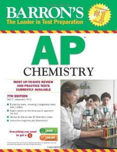 If you take AP Chem, many teachers recommended that you enhance your understanding using these type of books.  Barron's AP Chemistry, 7th Edition by Neil D. Jespersen http://www.amazon.com/dp/1438002718/ref=cm_sw_r_pi_dp_4.T5tb188FT81