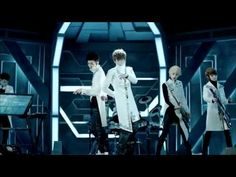 LED Apple - Boy Meets Girl. Another cool mv concept...